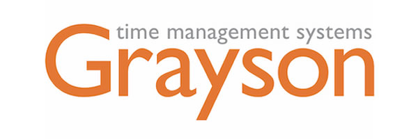 Grayson Time Management Systems logo